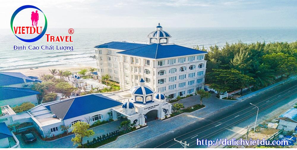 Tour Long Hải 2 ngày 1 đêm – Resort Lan Rừng 4 sao